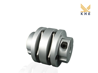 stepped double diaphragm coupling